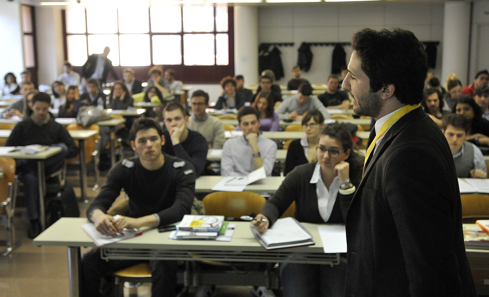PLACEMENT DAY 2011 UNITN ECONOMIA