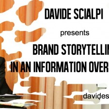 How to conceive a good story for successfully communicating your brand?