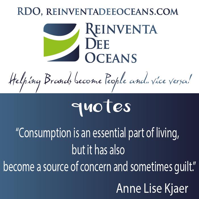 consumer maketing quotes