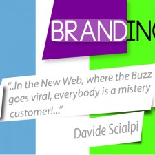 """In the new Web, where the Buzz goes viral, everybody is a mystery customer"" Davide Scialpi"