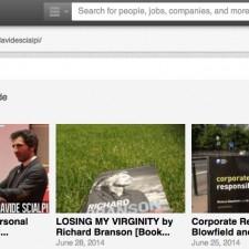 Follow Davide Scialpi' Marketing & Social Selling Thoughts on Linkedin!