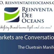 """""""Markets are Conversations"""" Cluetrain Manifesto' Quote"""