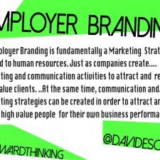 """""""Employer Brand Marketing Definition"""""""